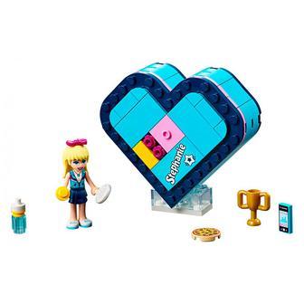 Конструктор LEGO Friends Шкатулка-сердечко Стефани (41356)