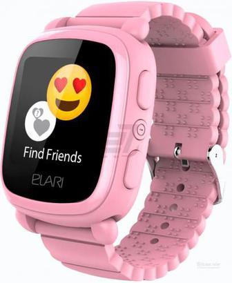 Смарт-годинник Elari KidPhone 2 з GPS-трекером pink (KP-2P)