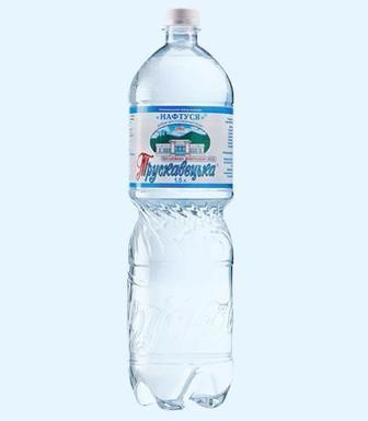Вода негазована Трускавецька 1.5л