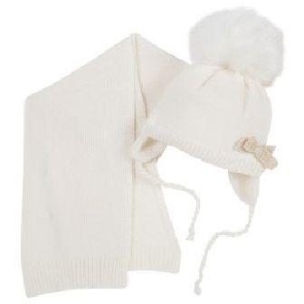 Комплект Little star шапка и шарф