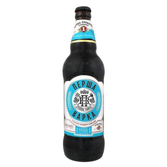 Пиво ППБ Перша варка светлое 5% 0,5л