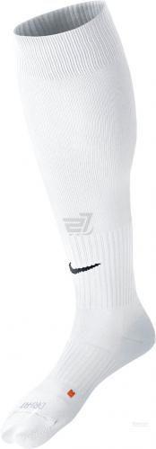 Гетри футбольні Nike Classic II Cush Over-the-Calf SX5728-100 р. S білий із чорним
