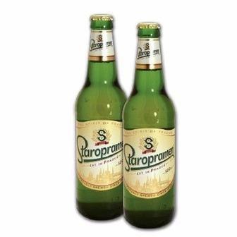 Пиво Світле Staropramen, 0,5л