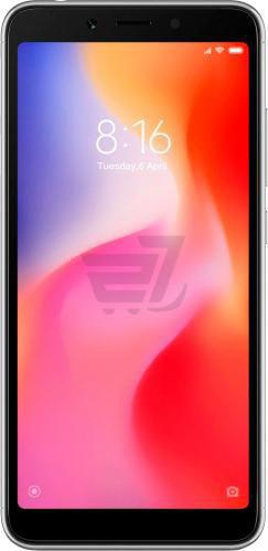 Смартфон Xiaomi Redmi 6A 2/32GB black