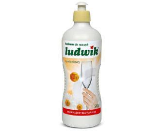Бальзам для миття посуду Ludwik «Ромашка» 500г