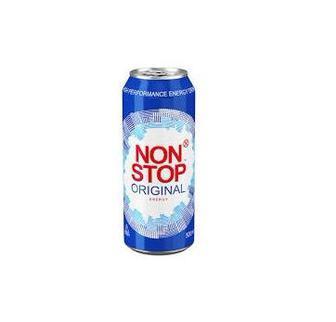 Напій безалкогольний енергетичний Non Stop 0,75л