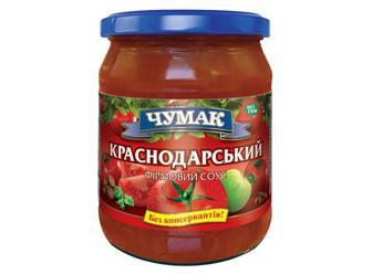 Соус томатний Краснодарський Чумак 500 г