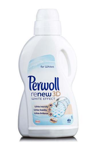 Средство для деликатной стирки Perwoll Вайт, 900мл