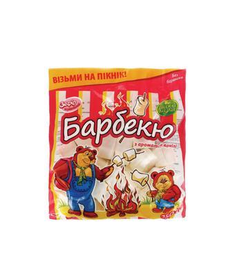 Зефір жувальний Барбекю з ароматом ванілі Лісова казка 250г