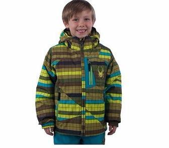 Куртка Mini Armagedon Spyder