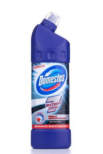 Средство для чистки и дезинфекции туалета Domestos Экспертная Сила, 1000мл