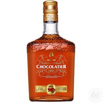 Напій алкогольний CHOCOLATIER Шустов 0,5 л