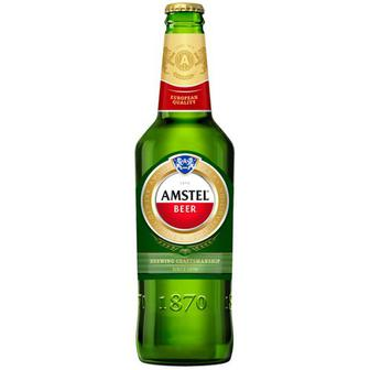 Пиво Amstel 0.5л