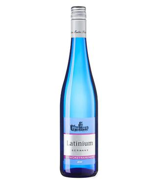 Вино Латиниум Гевюрцтрамінер/Рислінг біле напівсолодке