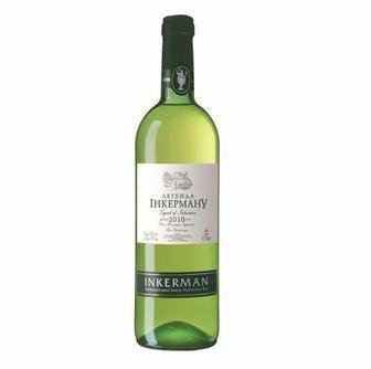Вино Древній Херсонес червоне н/солодке або Шардоне Качинське біле сухе Інкерман 0,75л
