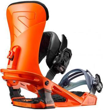Кріплення для сноуборда TRIGGER р. L Salomon L39836300
