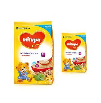 Дитячі молочні каші Milupa 210г