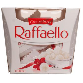 ЦУКЕРКИ Raffaello, 150 г FERRERO