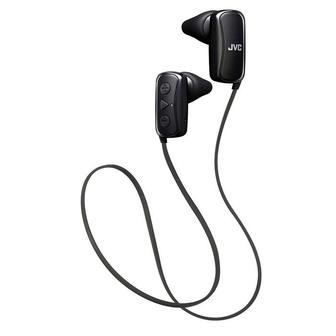 Наушники JVC Gumy Wireless In-Ear Headphones HAF250BTB Black