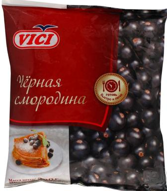 Смородина чорна с/м 300г Vici