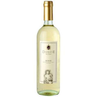 Вино Danese Soave біле сухе 0,75л