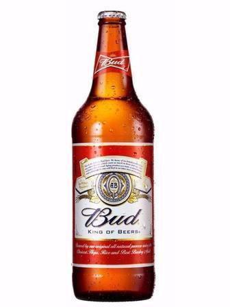 Пиво світле Bud 0,75 л