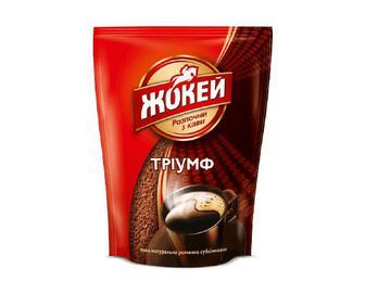 Кава розчинна сублімована Жокей, Тріумф, 65 г