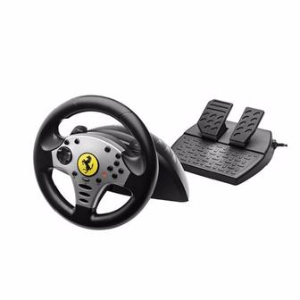 Игровой манипулятор Thrustmaster Ferrari Challenge Wheel (2960702)