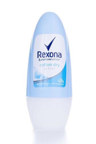 Антиперспирант Rexona шариковый женский Легкость хлопка, 50мл