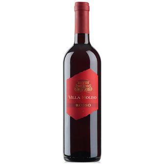 Вино Villa Molino Rosso червоне сухе 0,75л