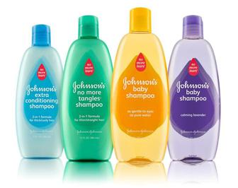 Детские средства ухода за волосами Jonson`s