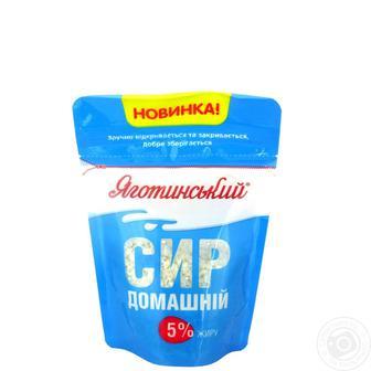 Сир Яготинський Домашній 5% 300г