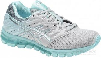 Кросівки Asics GEL-QUANTUM 180 2 MX T887N-9688 р.6,5 сірий