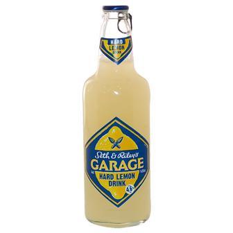 Пиво Гараж Хард Лемон Ті, Хард Лемон 0,44л