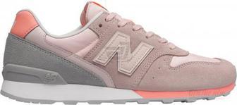 Скидка 30% ▷ Кросівки New Balance WR996STG р. 8 біло-рожевий