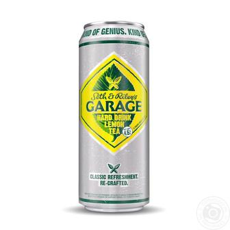 Пиво Hard Drink Lemon Garage 0,5л