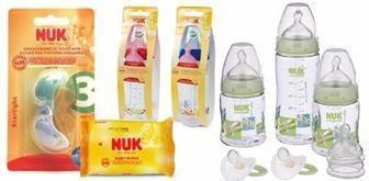 Продукція NUK