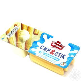 Сыр плавленый 60% Сыр&Стик Вершковий Ферма 35г