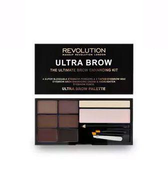 Набір для моделювання брів Makeup Revolution Ultra Brow