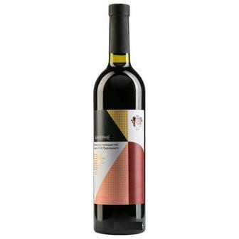 Вино КнязьТрубецкой ординарное белое, красн., 0,75 л