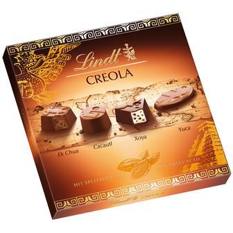 Шоколадные конфеты Creola Lindt