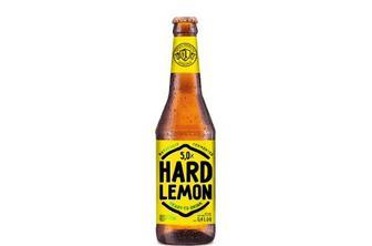 Пиво ППБ світле Hard Lemon, 0,4 л