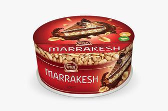 Торт Маракеш БКК 450г