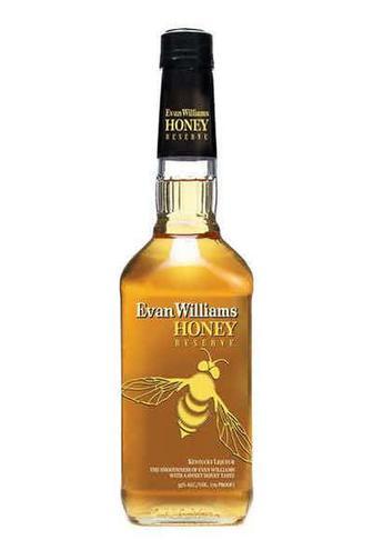 Виски 35% Evan Williams Honey Reserve 0.75л