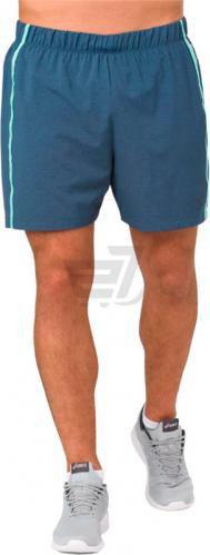 Шорти Asics 5IN SHORT 154595-1273 р. S темно-синій