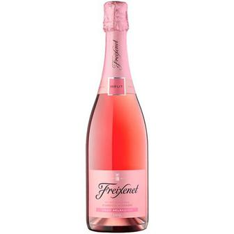Вино ігристе Freixenet рожеве брют 0.75л