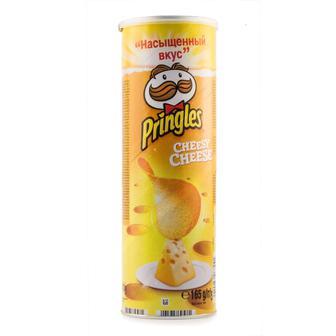 Чіпси Pringles 165г