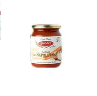 Соус Granoro з оливками/Неаполітанський 370г