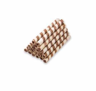 Вафельные трубочки какао  ХБФ 100 г