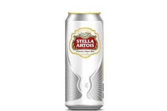 Пиво Stella Artois, 0,5л